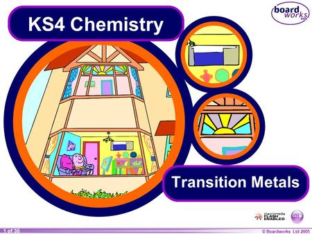 KS4 Chemistry Transition Metals.