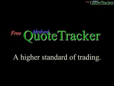 quote tracker