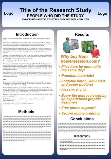 Www.postersession.com We hope you find this template useful! This one is set up to yield a 70x100 centimeter vertical poster. We've put in the headings.