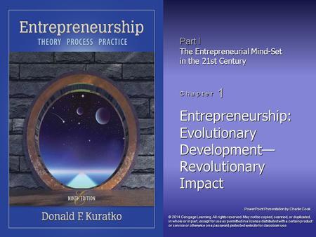 Powerpoint On Entrepreneurship