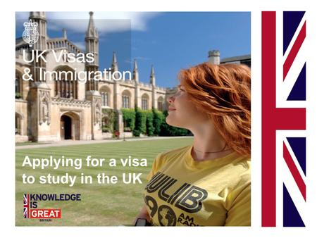 Applying for a visa to study in the UK. The UK's Study Visa Offer The UK is open for business and genuine students are always welcome. The UK remains.