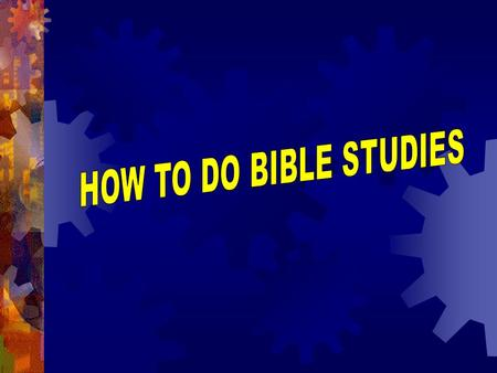 BIBLE STUDY THE PLAN OF HOLDING BIBLE READINGS WAS A HEAVEN BORN IDEA. CS 141.