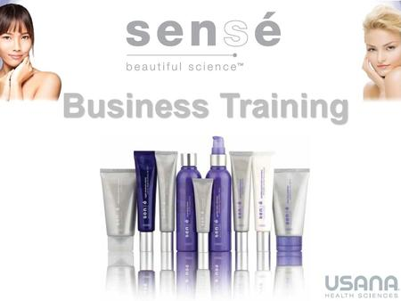 "Business Training. Beautiful Science Dr. Wentz says about Sensé range… ""In each Sensé product, we have developed superior formulations using the highest-quality."