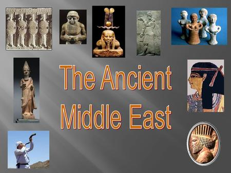  Ancient Israel is the birthplace of the 3 great monotheistic religions of the world: Judaism, Christianity and Islam  Ancient Israel dates back.