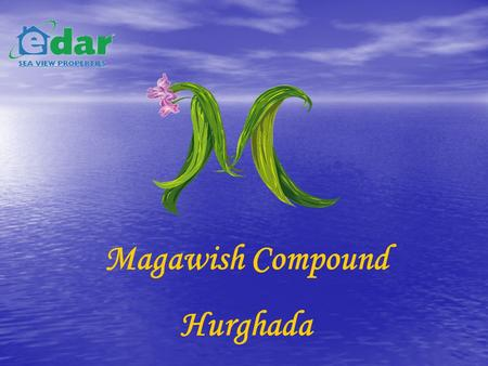 Magawish Compound Hurghada.