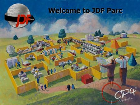 Welcome to JDF Parc.