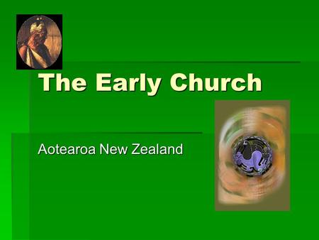 The Early Church Aotearoa New Zealand. Maori people had a rich spirituality and culture of their own.Their religion recognised the close relationship.