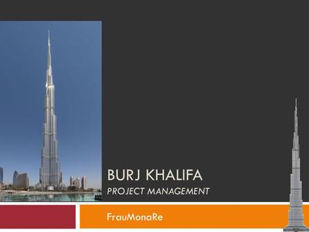Burj Khalifa The Tallest Building In The World Submitted