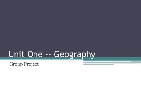 unit 3 group project question 1 If you don't understand what a question is asking for, ask me 3 of this career unit of what needs to be included in this project: a three (3).