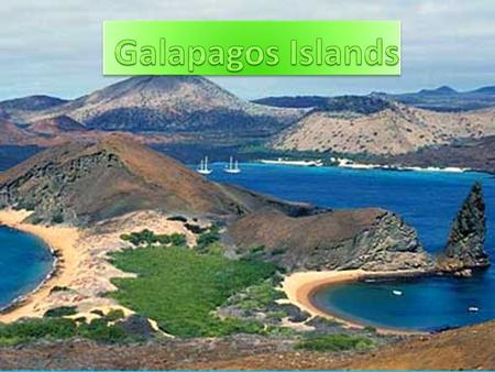 Galapagos Islands history : The Galapagos Islands are in the Pacific Ocean, and were discovered March 10 th, 1535 by Fray Tomas de Berlanga. The group.