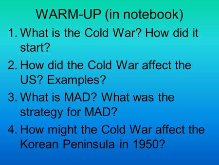 how did the bipolar system affect the cold war But did nuclear weapons keep it cold third world war jervis claims that a bipolar system is in the early cold war served as an.
