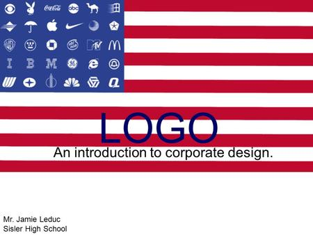 An introduction to corporate design.
