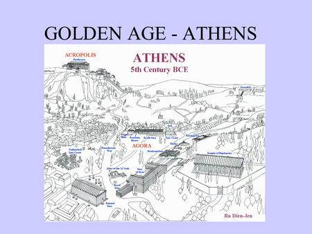 GOLDEN AGE - ATHENS.