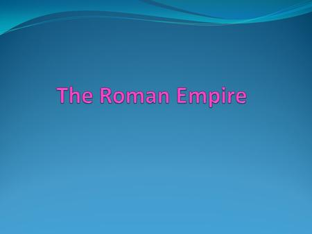 Result of the Punic Wars How can war change the way an empire is governed? From 264 to 146 BCE, the Romans fought three wars against Carthage, known as.