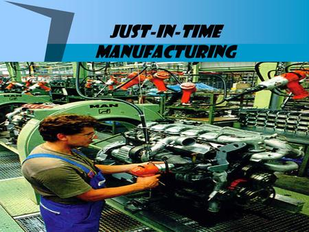 Just-In-Time Manufacturing. JOIN KHALID AZIZ  FRESH CLASSES  ICMAP STAGE 3  COST ACCOUNTING PERFORMANCE APPRAISAL  18 TH FEBRUARY 2010  INDIVIDUAL.