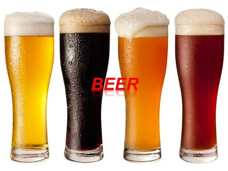  The four main ingredients used to brew beer are barley, hops, water and yeast  Each ingredient plays a key role in the development of the alcohol in.
