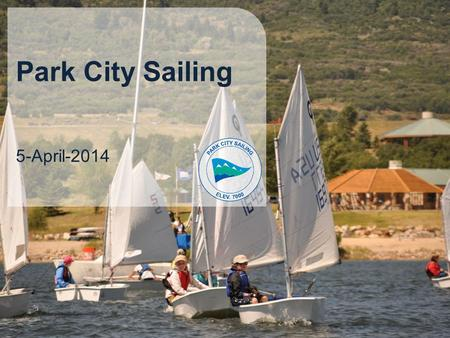 Park City Sailing 5-April-2014. SkiGatta Results (day 1) Skiing tomorrow at Deer Valley NASTAR course – start time?
