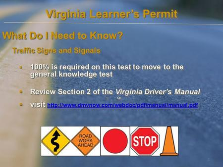 Virginia Learner's Permit