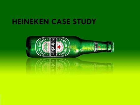 HEINEKEN CASE STUDY. Visit www.hptv.com.vn Overview 1. Corporate Objective and Goals 2. Beer Industry Overview 3. Problems 4. 5 forces 5. SWOT Analysis.