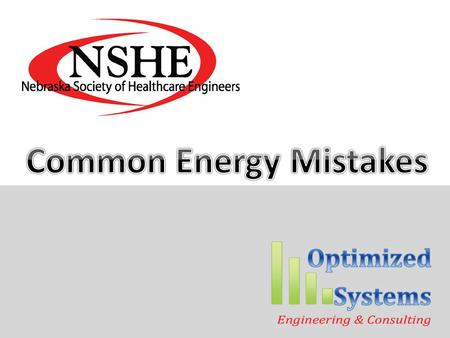 Common Energy Mistakes