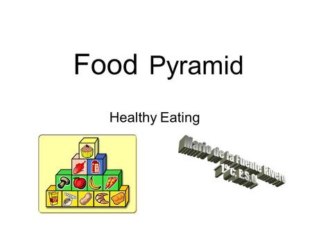 Food Pyramid Healthy Eating. CARBOHYDRATES Carbohydrates are the fuel for the body. You have to eat 7-12 portion a day. They are: Potatoes Pasta Cereal.