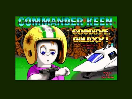 Basic Info Title: Commander Keen 4: Secret of the Oracle Publisher: Apogee Software Developer: Tom Hall & iD Software Release Date: November 22, 1991.