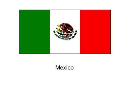 "Mexico. Facts: Capital city: Mexico City. –also called ""Distrito Federal"" (federal district) as it is the seat of the country's government. –Officially."