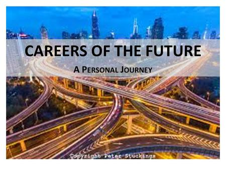 CAREERS OF THE FUTURE A P ERSONAL J OURNEY. Moira McLean Senior Employment Services Specialist Bond University Bachelor Degree in Hotel Management Graduate.