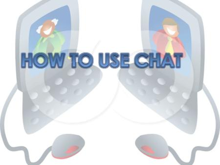Chat has enormous potential to link students around the world in real time. Chat has enormous potential to link students around the world in real.