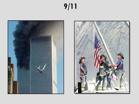 9/11. Making a Day of Terror The Plan: –In an attack coordinated over a period of months and years, Islamic Terrorists plan suicide missions to hijack.