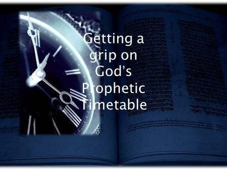 Getting a grip on God's Prophetic Timetable. There are about 14 million Jews in the world; 6 million in the Americas 6 million in Asia 2 million in Europe.
