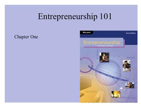 Entrepreneurship 101 Chapter One. Teen Millionaires... How Did They Do It 8.11 min Teenage Millionaires.