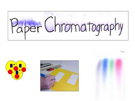 What is Chromatography? Chromatography is a technique for separating mixtures into their components in order to analyze, identify, purify, and/or quantify.