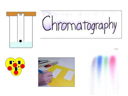 What is Chromatography? Derived from the Greek word Chroma meaning colour, chromatography provides a way to identify unknown compounds and separate.