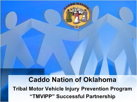 Caddo Nation of Oklahoma