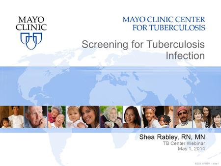 Screening for Tuberculosis Infection