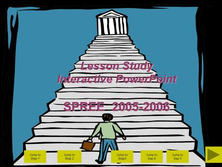 Lesson Study Interactive PowerPoint
