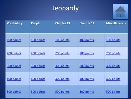 Jeopardy. Shares in business ownership. What are stocks?