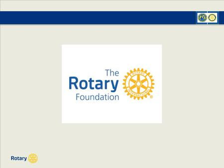 The Rotary Foundation Money Flow