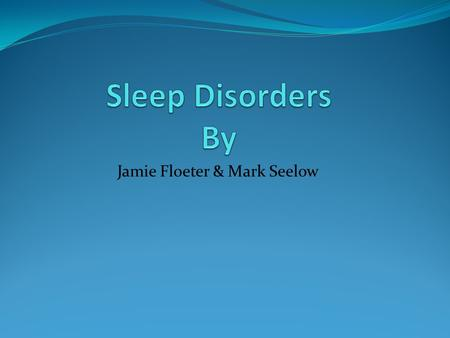 an analysis of the sleeping disorder narcolepsy