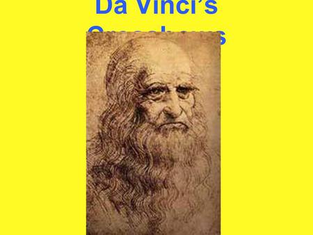 Da Vinci's Crossbows What is a Crossbow? A crossbow is powerful projectile weapon made of a prod mounted on a stock. The prod somewhat resembles a traditional.
