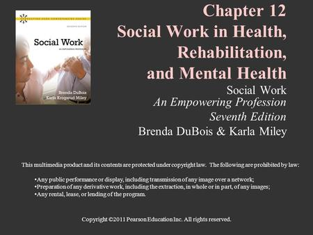history mental health social work