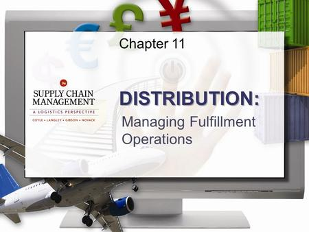 Managing Fulfillment Operations