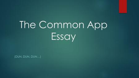 650 word essay