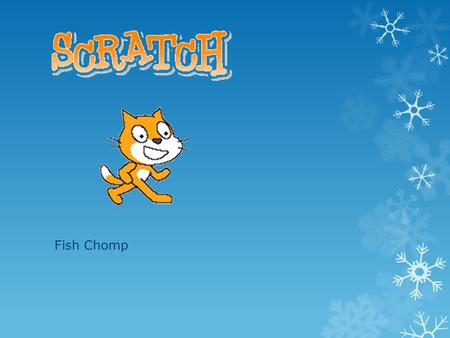 My scratch story exploring computer science lesson ppt for Big fish script