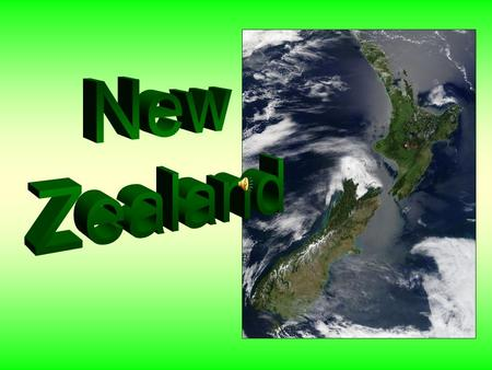 FULL COUNTRY NAME : New Zealand CAPITAL: Wellington TOTAL AREA: 269,000 sq.km POPULATION: 4,182,000 people PEOPLE: 88% Europeans, 125 Maori and Polynesian.