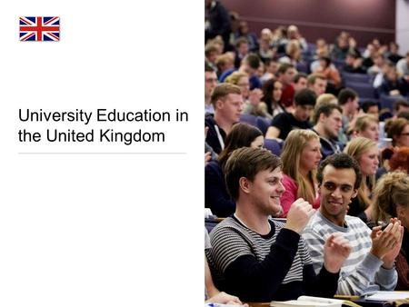 University Education in the United Kingdom
