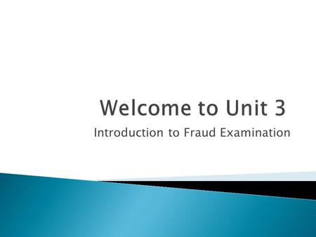 Introduction to Fraud Examination. Discount Plus Company has been concerned for some time about its cash flows. Since the company began five years ago,