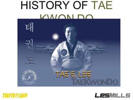 HISTORY OF TAE KWON DO. Tae Kwon Do is an empty-hand combat form that entails the use of the whole body. Tae means 'to Kick' or 'smash with the feet',