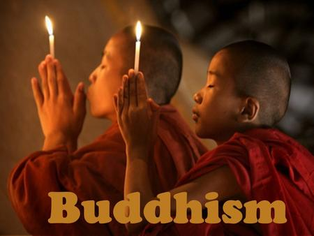 Buddhism. ☸ Siddhartha Gautama, the founder of Buddhism, was born a prince in 563 BCE into a wealthy high caste family. ☸ He lived a sheltered life, never.